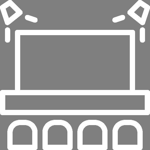 Vidéoprojecteur et écran de projection