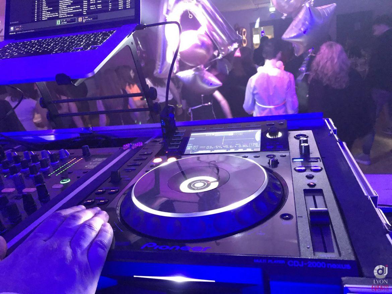 Anniversaire 18 ans à Saint-Priest - DJ LYON EVENTS