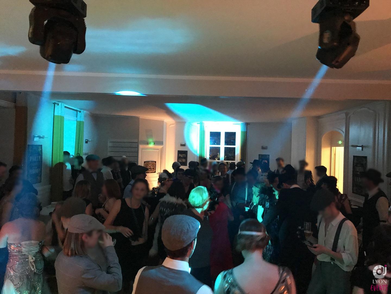 DJ LYON EVENTS - anniversaire au château de Montchat à Lyon