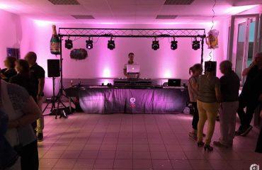 Anniversaire 25 ans à Saint-Laurent-de-Chamousset - DJ LYON EVENTS