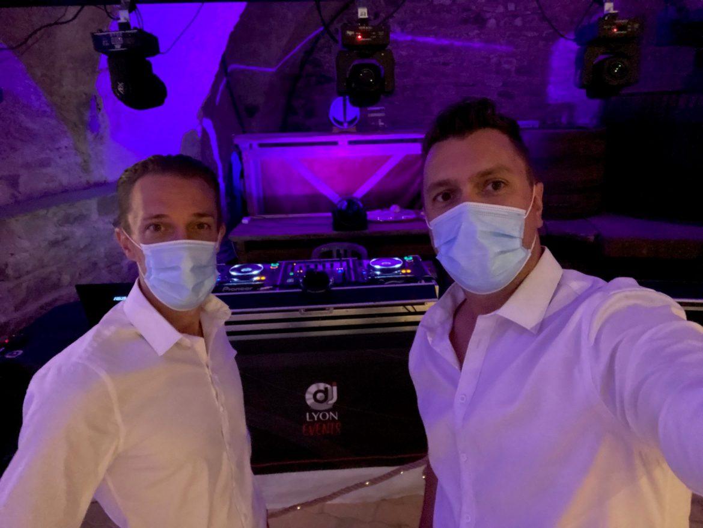 DJ Lyon Events Covid-19