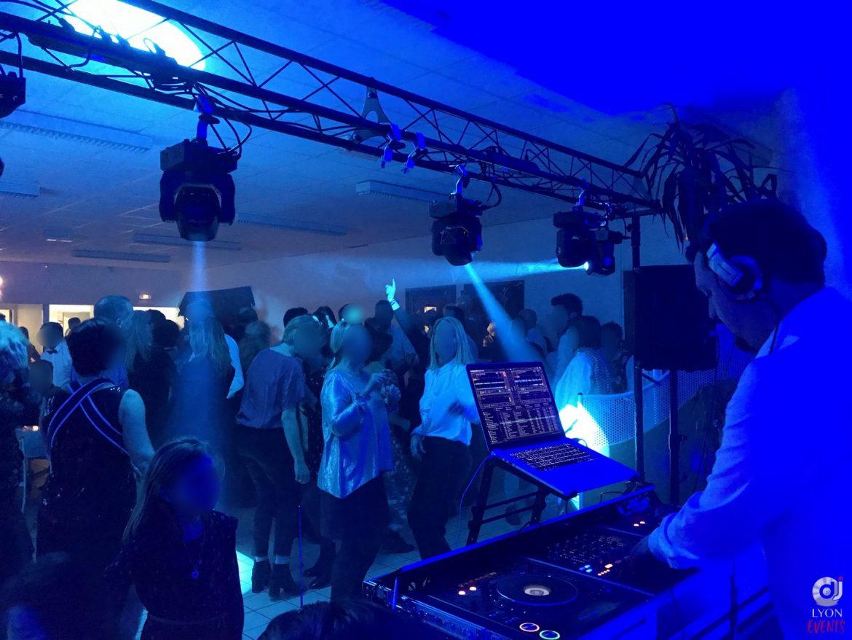 DJ LYON EVENTS - mariage à l'Arbresle 69210