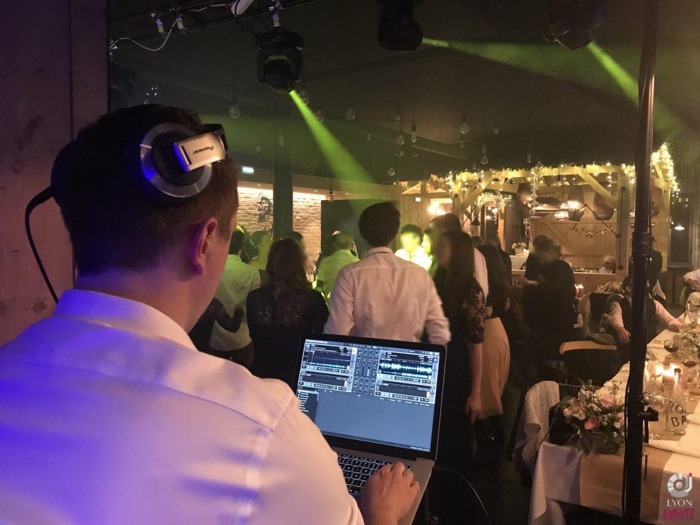 DJ LYON EVENTS - Mariage à Tassin (69160)